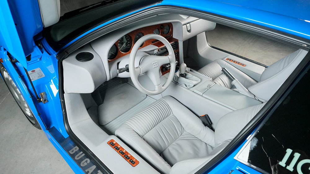 1994 Bugatti EB 110 GT protoype