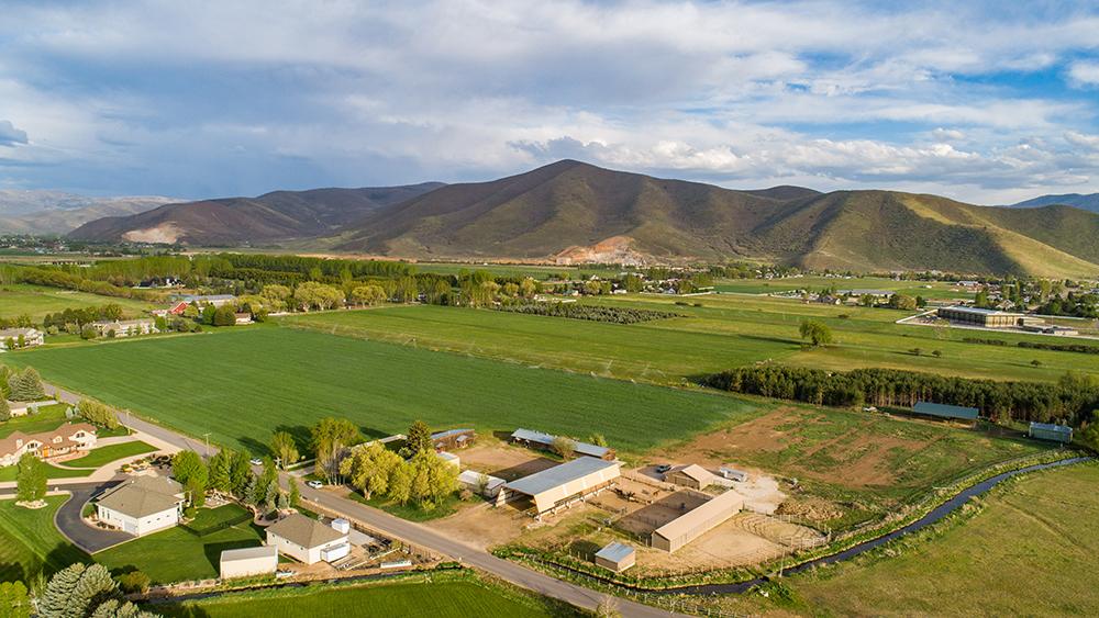 Robert Redford's Utah ranch