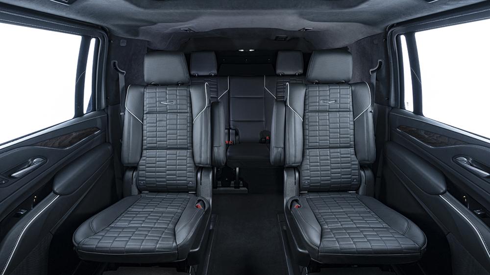 Inkas Armored 2021 Cadillac Escalade