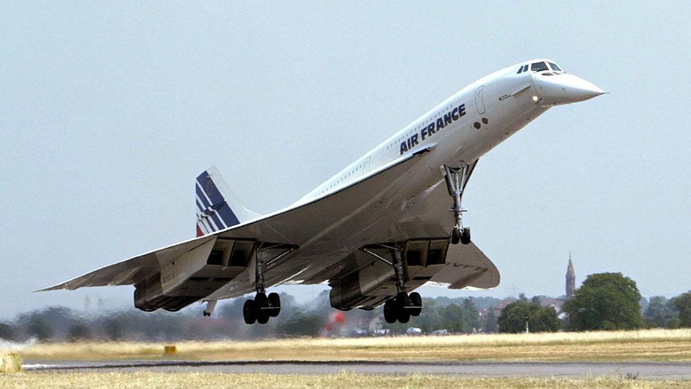 Last Concorde landing in Germany
