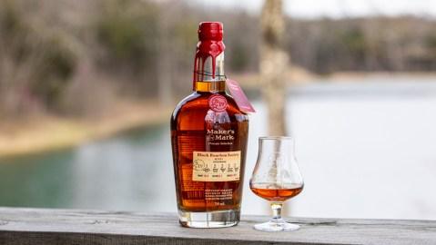 Black Bourbon Society's Maker's Mark Private Selection: Recipe 2