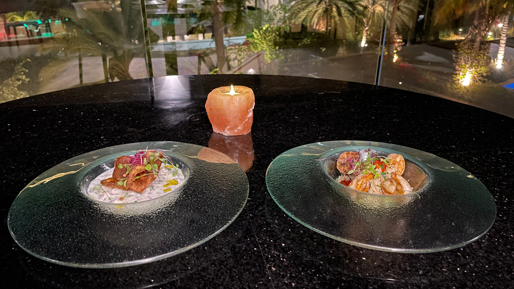 seafood dishes nacl restaurant