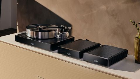 Naim Solstice Special Edition turntable