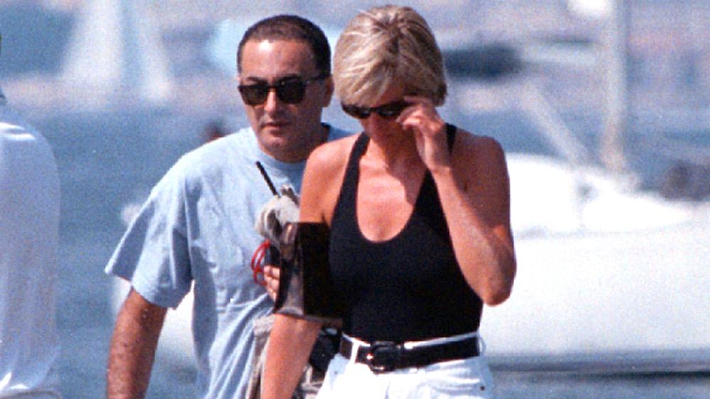 Diana, Princess of Wales and Dodi Fayed