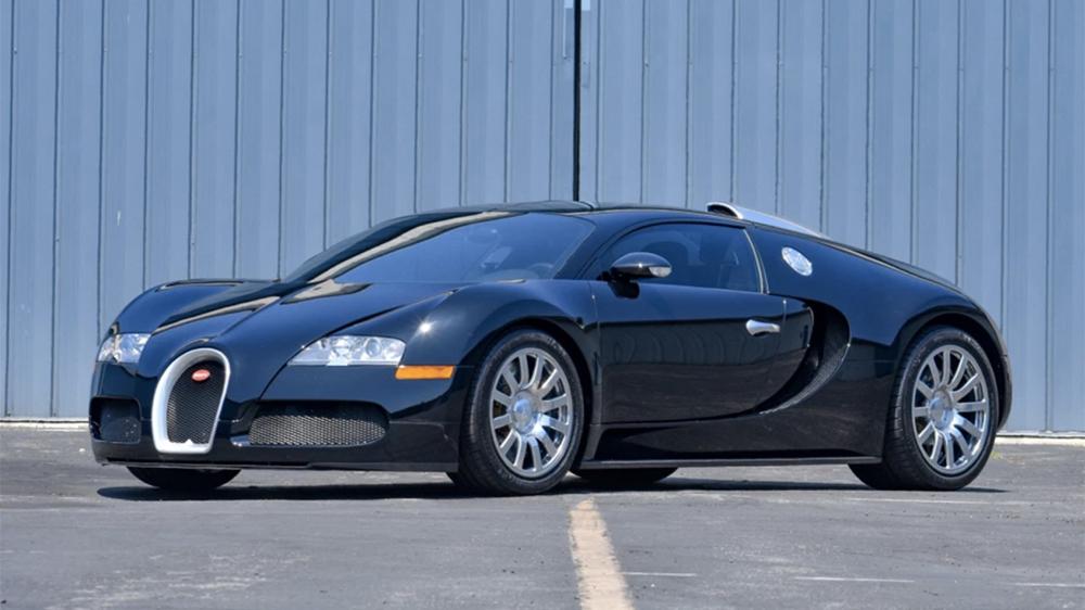 2008 Bugatti Veyron 16.4 Coupé
