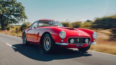 GTO Engineering's hand-built Revival, a reimagined classic Ferrari.