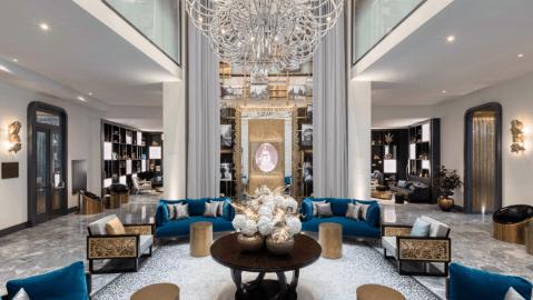 Matild Palace Budapest Luxury Collection