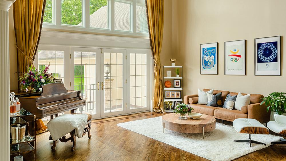 Airbnb Scottie Pippen