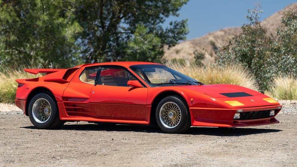 1984 Ferrari 512 BBi Koenig Special