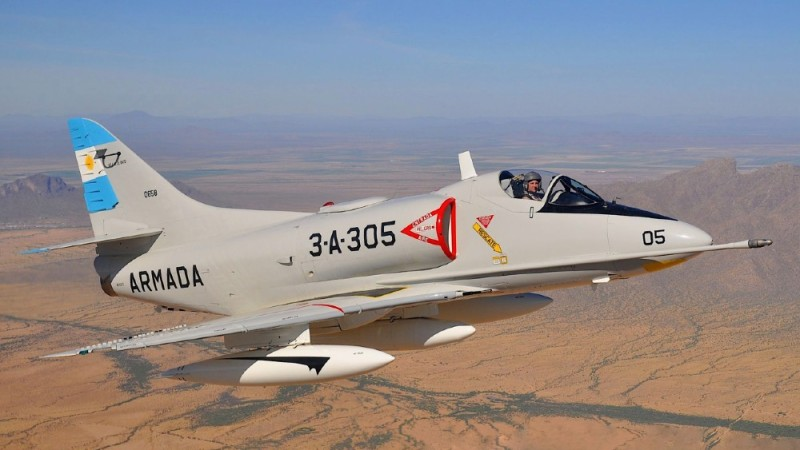 These six ex-fighter jets are now available for private pilots to purchase