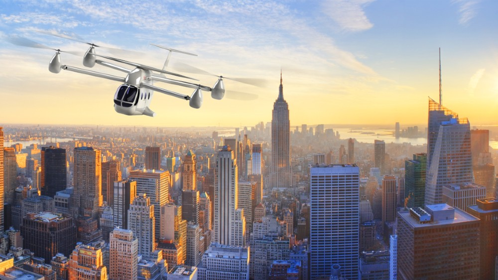 This New eVTOL Uses Innovative Design With Proven Rotor Technology
