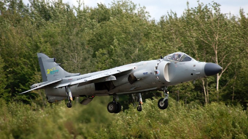 Six ex-fighter jets that can be purchased by US private pilots.