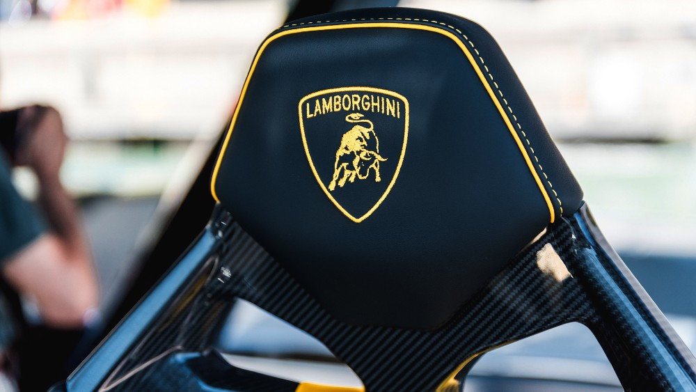 The first Tecnomar for Lamborghini 63 has all the features of the famed supercar marque.