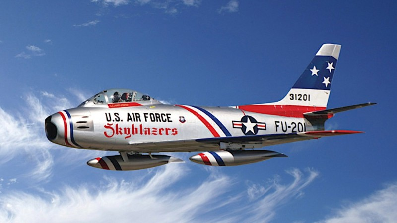 These former jet fighters are for sale for US pilots