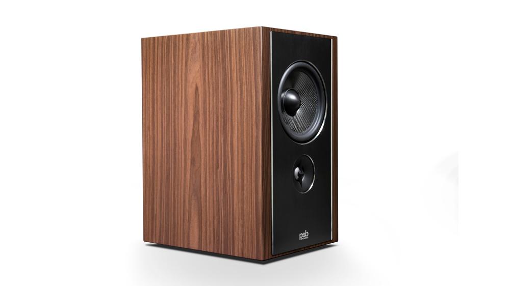 The PSB Synchrony B600 bookshelf speaker.