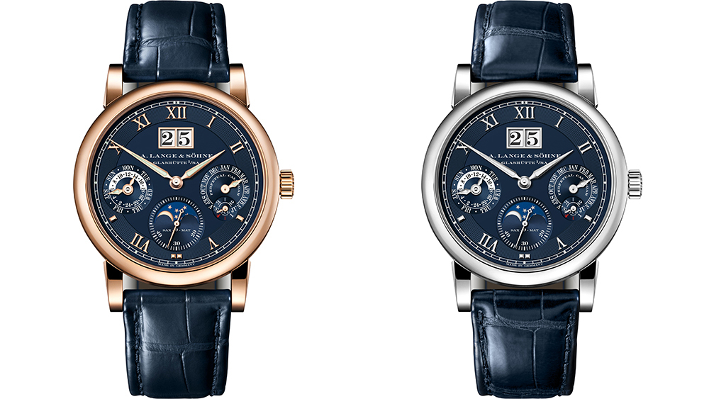 A. Lange & Söhne Four New Editions