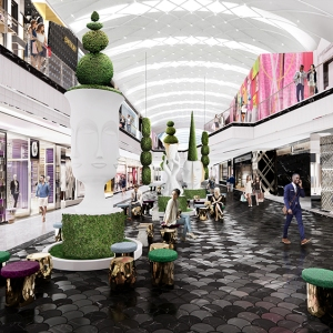 American Dream Mall's Luxury Wing