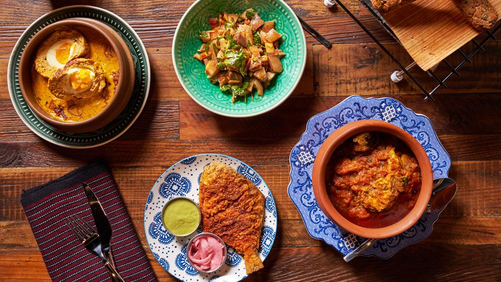indian food Dhamaka