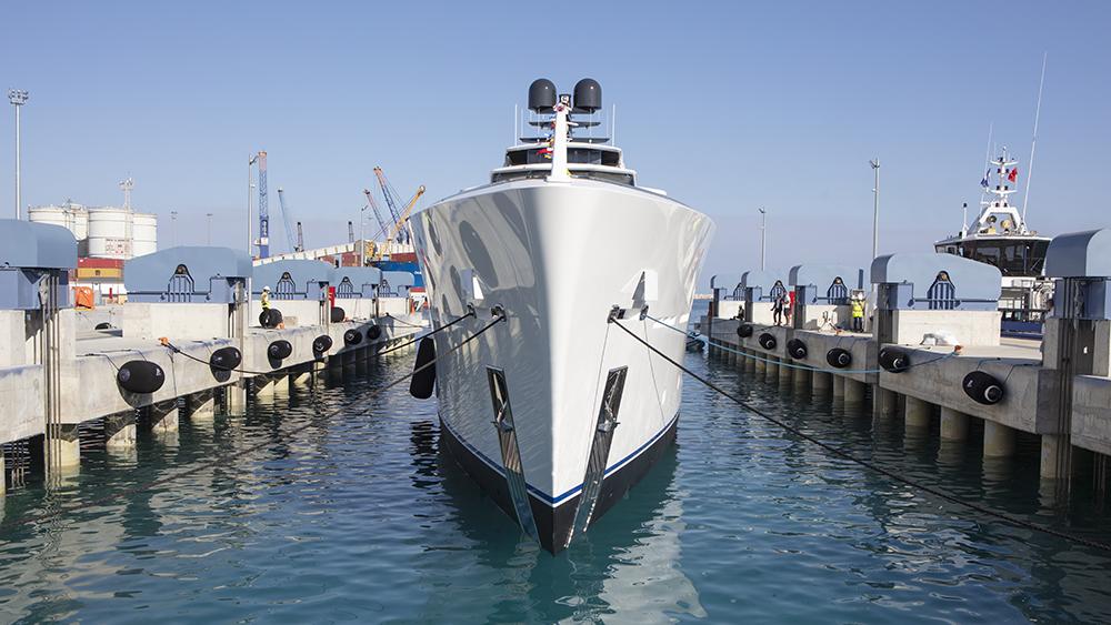 Al Waab II Superyacht