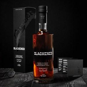 Blackened Metallica Whiskey