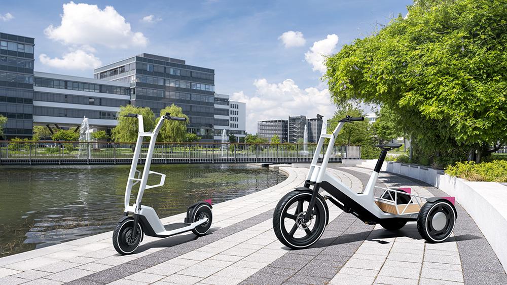 BMW Electric Bikes