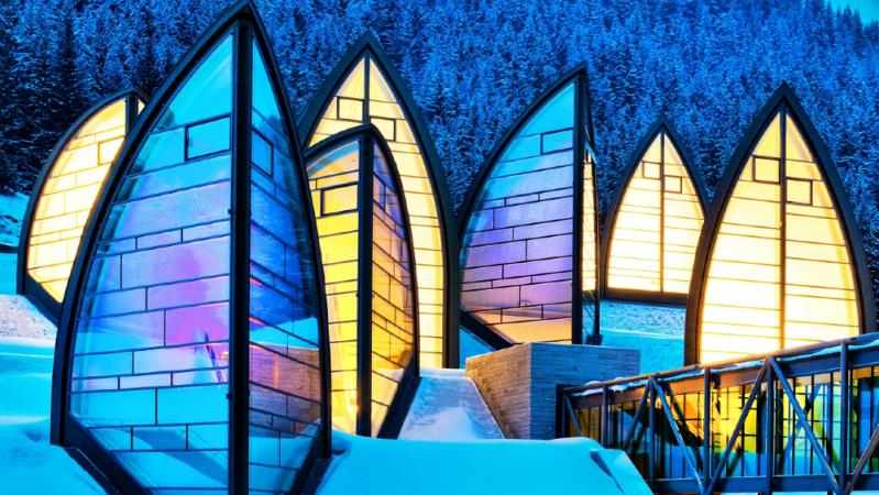 Tschuggen Hotels Switzerland