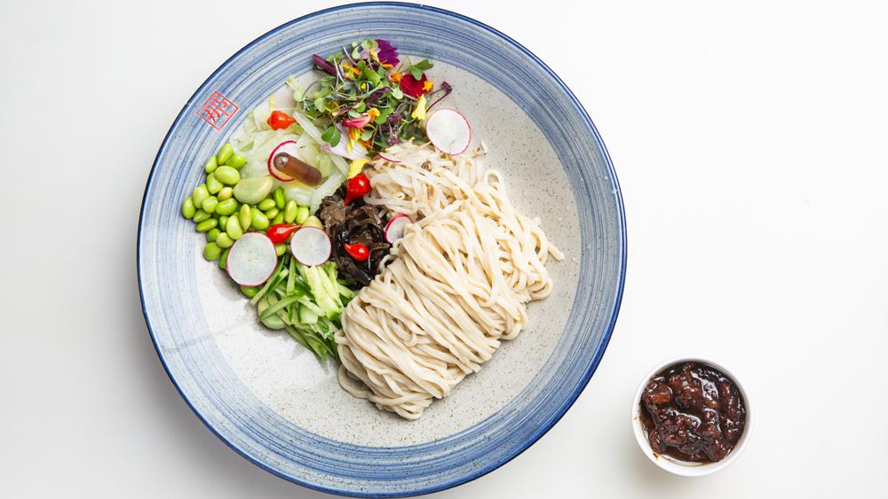 Beijing Zhajian Noodles