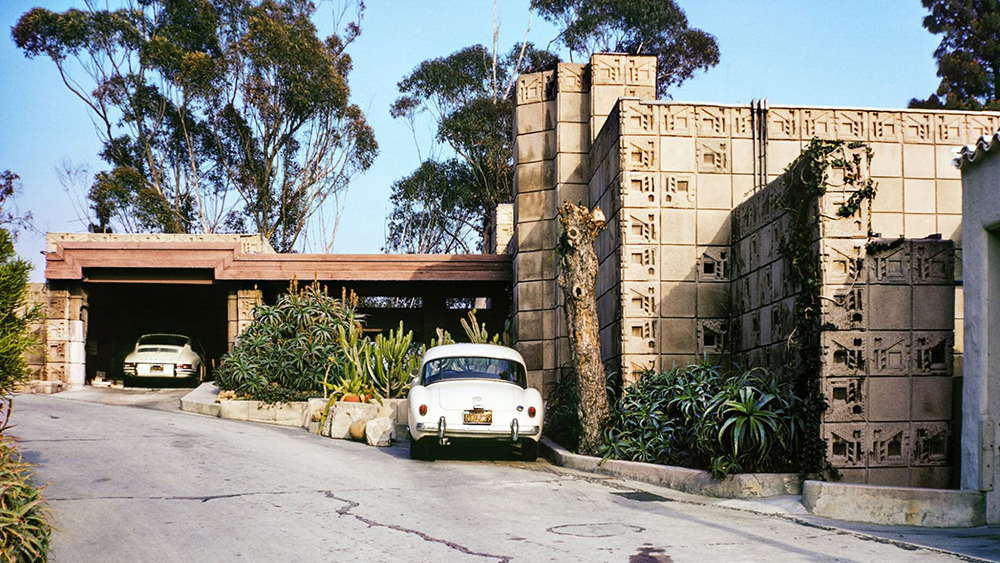 This Historic Frank Lloyd Wright Home in LA Is a Designated Cultural Monument. It Can Be Yours for $4.25 Million.