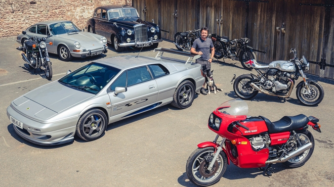 Richard Hammond Silverstone Auctions