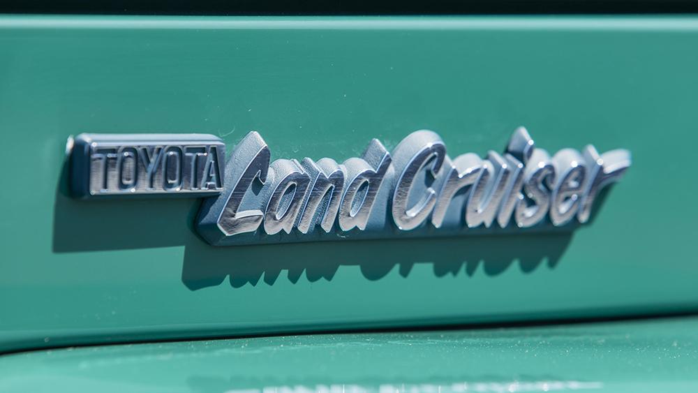 Tom Hanks FJ40 Land Cruiser