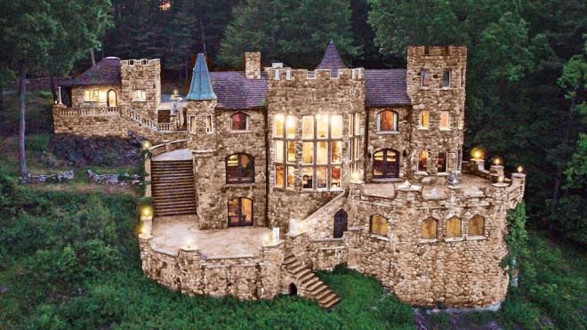 Lake George Castle