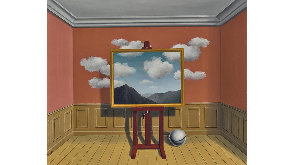 Christie's Paris René Magritte, La Vengeance