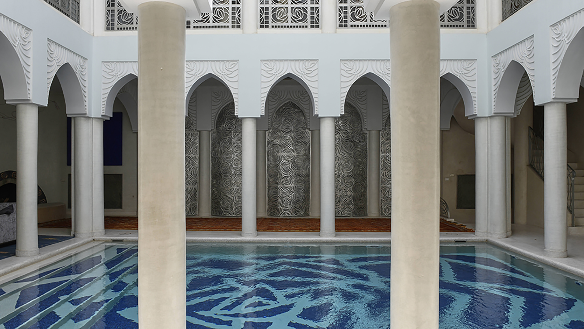 How This Marrakech Riad Was Transformed Into a Sprawling 'Secret' Art-Filled Mansion