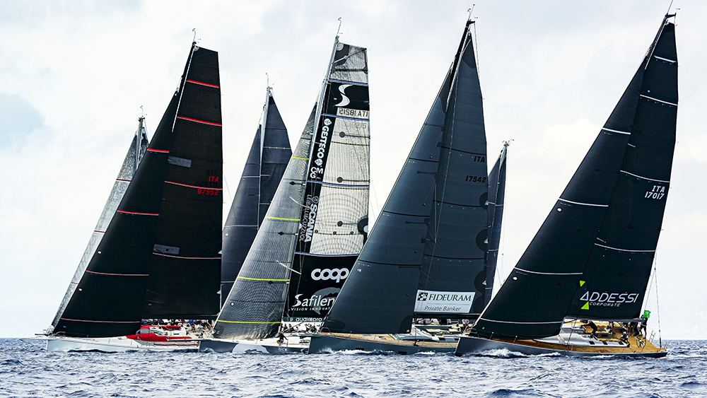 Maxi Yacht Capri Trophy