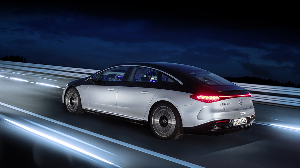 Mercedes-EQ EQS