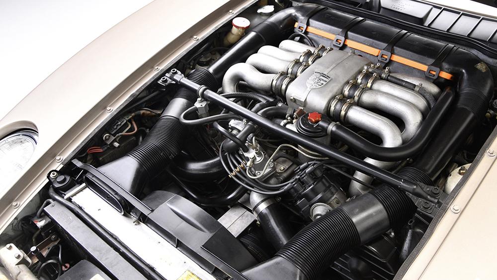 1979 Porsche 928 Risky Business