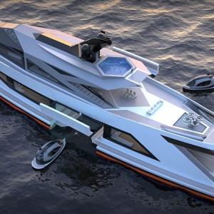 Saturnia Superyacht