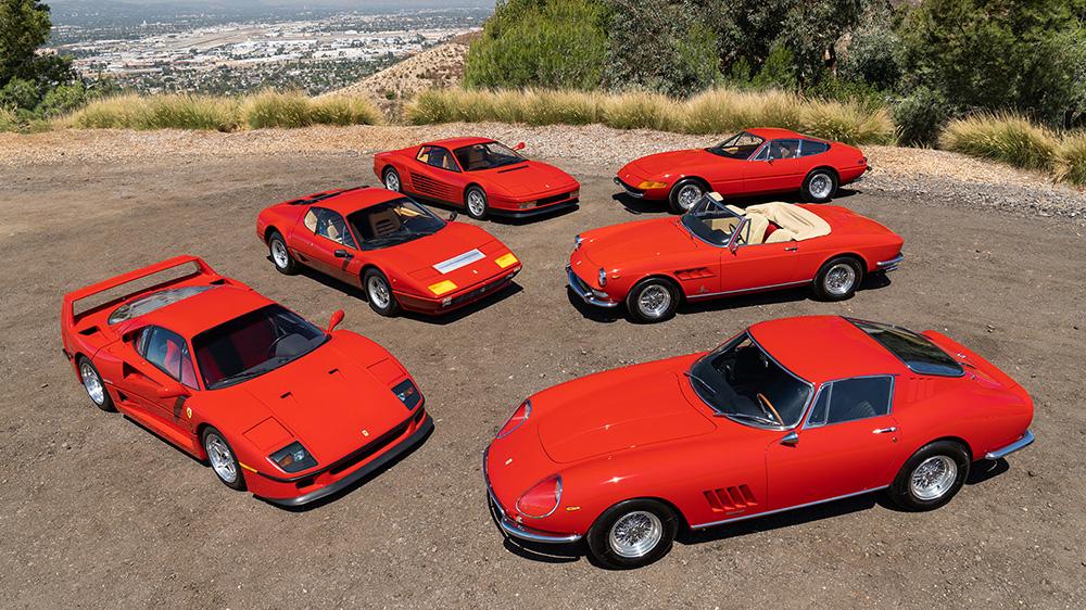 Donald L. Weber Car Collection