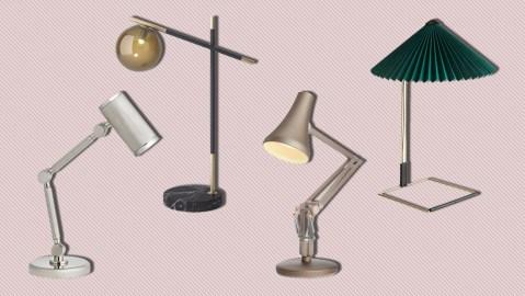 Desk Lamps, Home