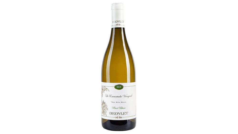Deovlet Wines 2019 La Encantada Vineyard Pinot Blanc Sta. Rita Hills