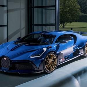 The final limited-edition Bugatti Divo hypercar