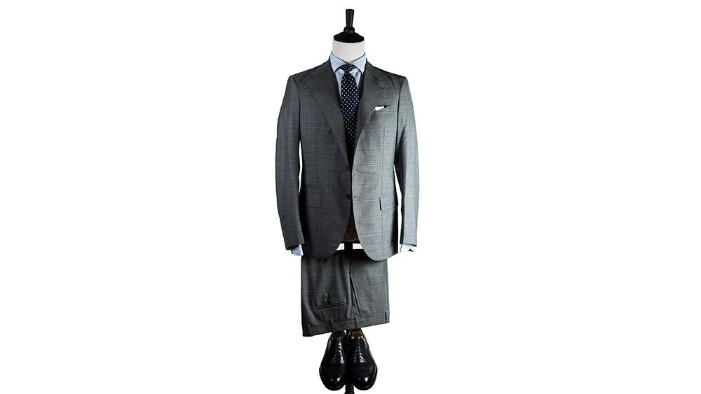 A Sartoria Formosa suits ($2,175) from No Man Walks Alone.