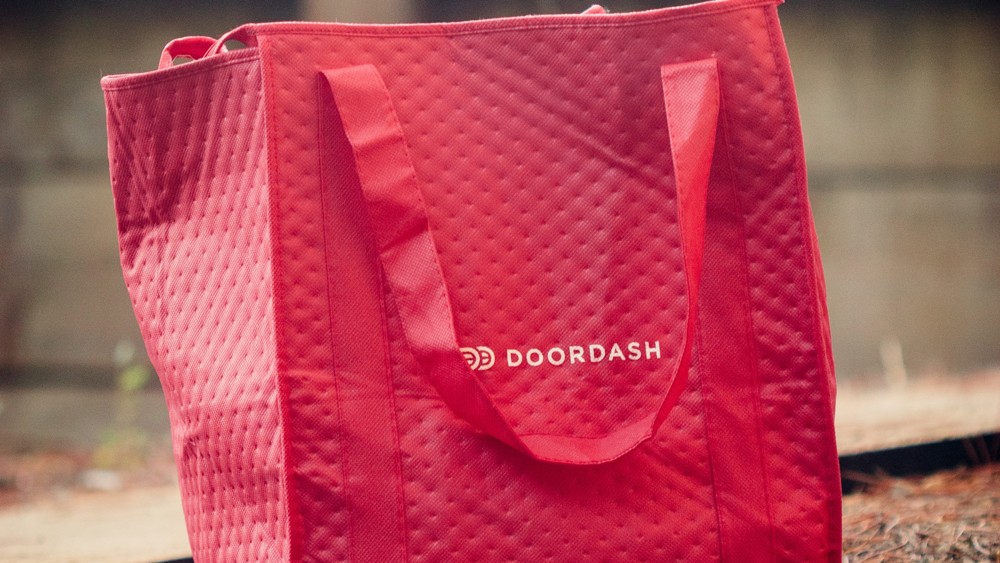 doordash delivery bag