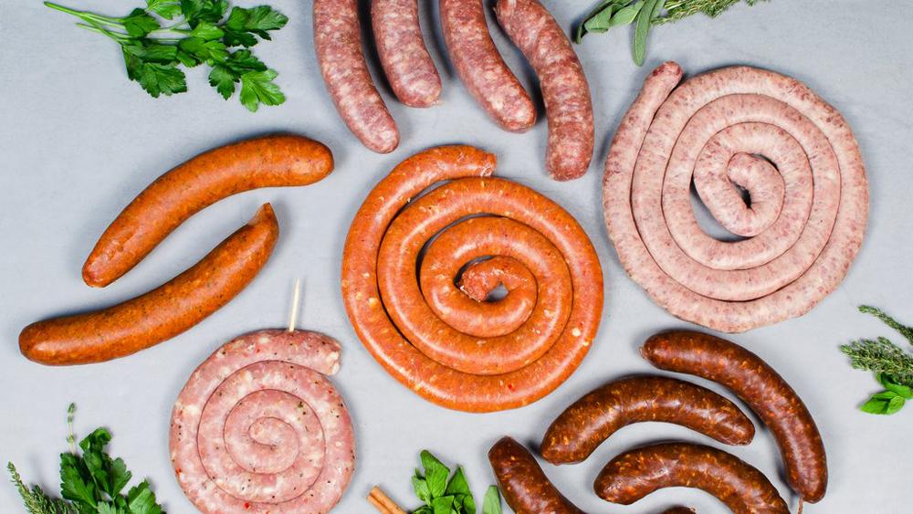 sausage sampler