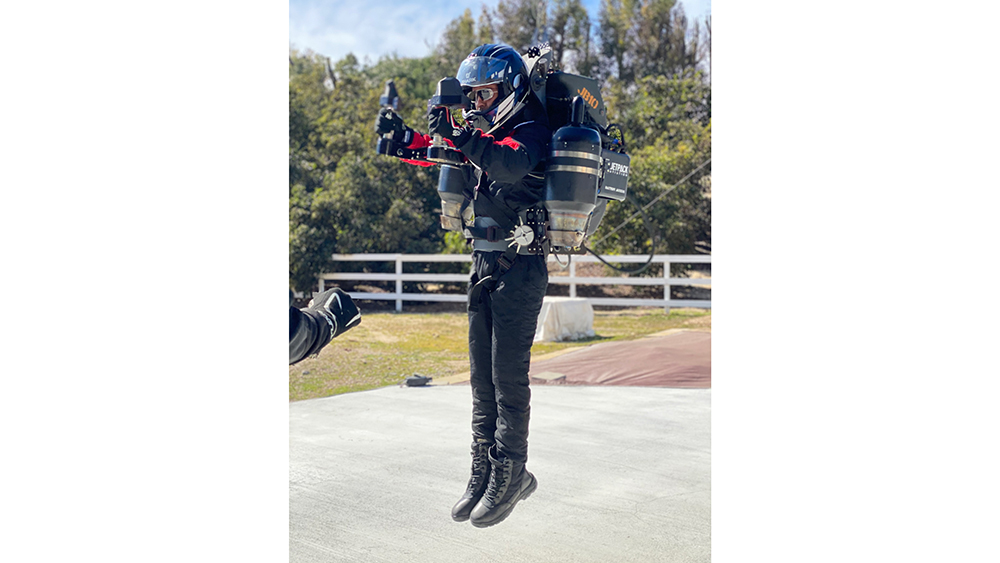 Learning to Fly a Jet Pack is a Challenge