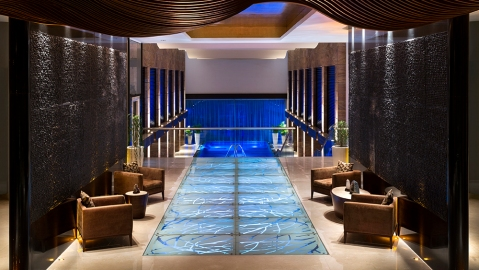 Men's spa treatments worth traveling for