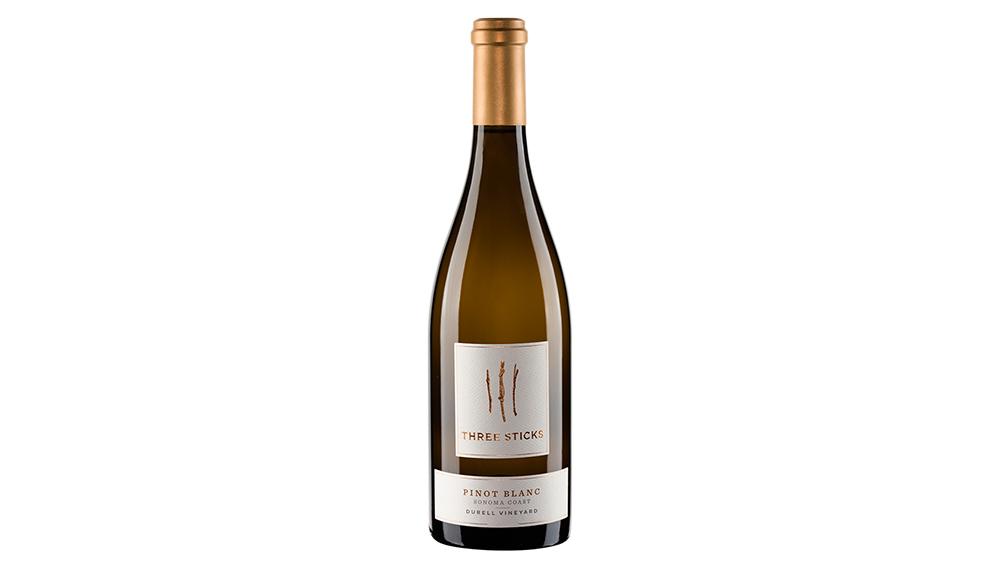 Three Sticks 2019 Durell Vineyard Pinot Blanc Sonoma Coast