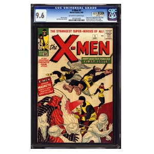 """""""X-Men"""" No. 1"""