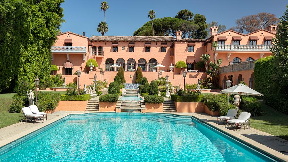 Los Angeles Hearst Estate