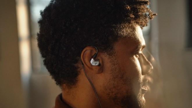 Sennheiser's IE 900 earphones.
